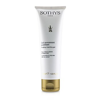Purifying Foaming Gel - For Combination to Oily Skin, With Iris Extract (125ml/4.2oz)