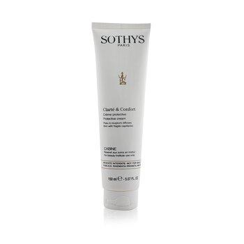 Clarte & Comfort Protective Cream - For Skin With Fragile Capillaries (Salon Size) (150ml/5.07oz)