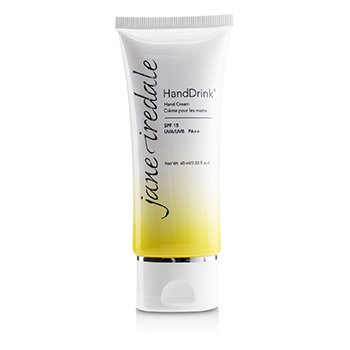 HandDrink Hand Cream SPF15 - Lemongrass (60ml/2.03oz)