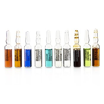 Specific Treatments 1 Ampoules (For Basic & Intensive Treatments) - Salon Product (10x3ml/0.1oz)