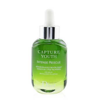 Capture Youth Intense Rescue Age-Delay Revitalizing Oil-Serum (30ml/1oz)
