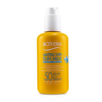 Waterlover Melting Sun Milk SPF 50 - For Face & Body (200ml/6.76oz)