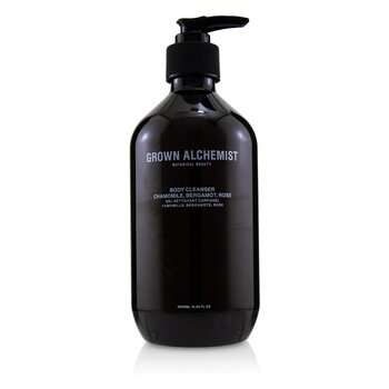 Body Cleanser - Chamomile, Bergamot & Rose (500ml/16.9oz)