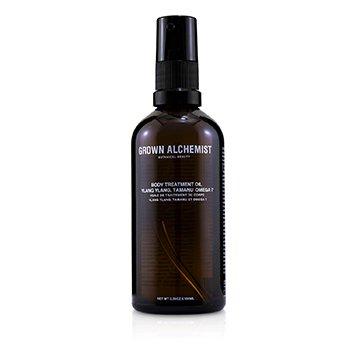 Body Treatment Oil - Ylang Ylang, Tamanu & Omega 7 (100ml/3.34oz)