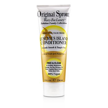 Tahitian Family Collection Luscious Island Conditioner (Instantly Smooth & Tangle Free) (236ml/8oz)