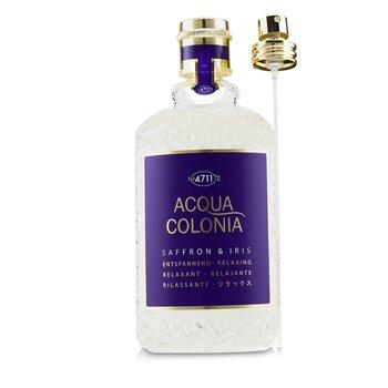 Acqua Colonia Saffron & Iris Eau De Cologne Spray (170ml/5.7oz)