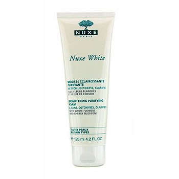 Nuxe White Brightening Purifying Foam (Exp. Date 02/2020) (125ml/4.2oz)