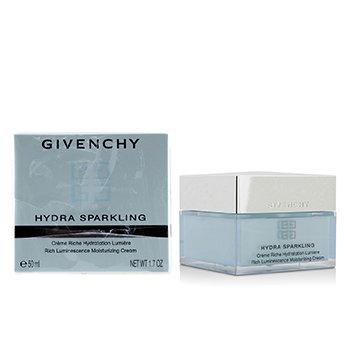 Hydra Sparkling Rich Luminescence Moisturizing Cream - Dry Skin (Packaging Slightly Damaged) (50ml/1.7oz)