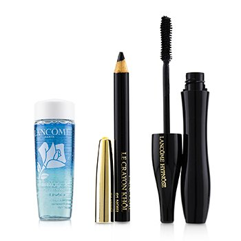 Hypn?se Mascara Eye Set (1x Hyn?se Mascara 6.2ml + 1x Mini Le Crayron Kh?l 0.7g +1x Bi Facil 30ml) (3pcs)