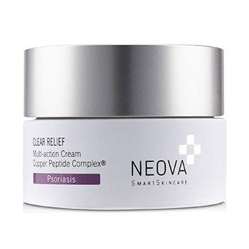 Sensitive Relief + Psoriasis - Clear Relief Multi-Action Cream (50ml/1.7oz)