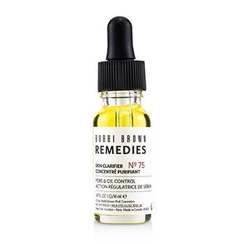 Bobbi Brown Remedies Skin Clarifier No 75 - For Blemish-Prone, Pore-Clogged Skin (14ml/0.47oz)