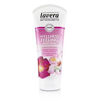 Body Wash - Wellness Feeling (Organic Wild Rose & Organic Hibiscus) (200ml/6.6oz)
