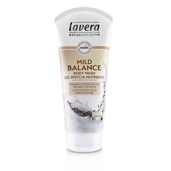 Body Wash - Mild Balance (Organic Coconut Milk & Organic Chia Seeds) (200ml/6.6oz)