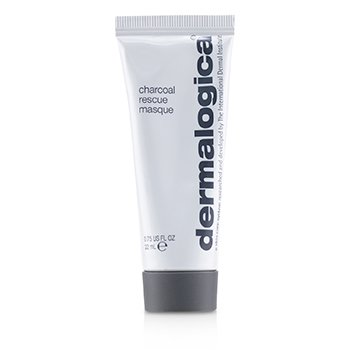 Charcoal Rescue Masque (Travel Size) (22ml/0.75oz)