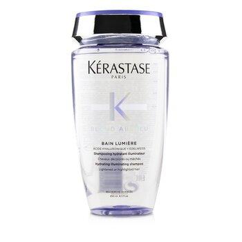 Blond Absolu Bain Lumiere Hydrating Illuminating Shampoo (Lightened or Highlighted Hair) (250ml/8.5oz)