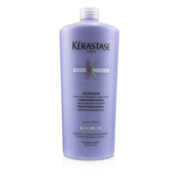 Blond Absolu Cicaflash Intense Fortifying Treatment (Lightened or Highlighted Hair) (1000ml/34oz)
