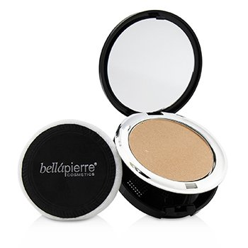 Compact Mineral Face & Body Bronzer - # Peony (10g/0.35oz)