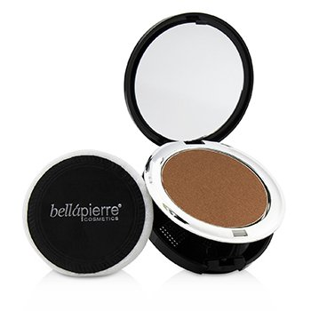 Compact Mineral Face & Body Bronzer - # Kisses (10g/0.35oz)