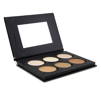 Contour & Highlight Pro Palette (6x Contour & Highlight) (17.28g/0.6oz)