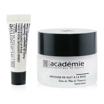 Aromatherapie Night Infusion Rose Cream (30ml/1oz)