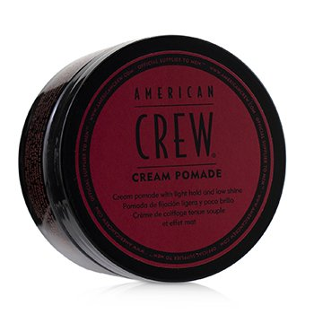 Men Cream Pomade (Light Hold and Low Shine) (85g/3oz)