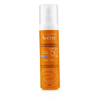 Very High Protection Fluid SPF 50 - For Normal to Combination Sensitive (50ml/1.7oz)