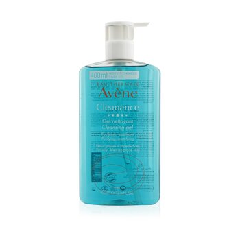 Cleanance Cleansing Gel - For Oily, Blemish-Prone Skin (400ml/13.5oz)