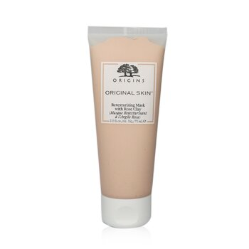 Original Skin Retexturizing Mask With Rose Clay (For Normal, Oily & Combination Skin) (75ml/2.5oz)