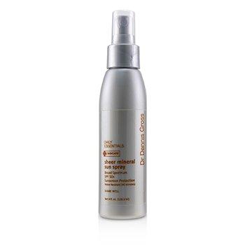 Sheer Mineral Sun Spray SPF 50+ (Unboxed) (118ml/4oz)