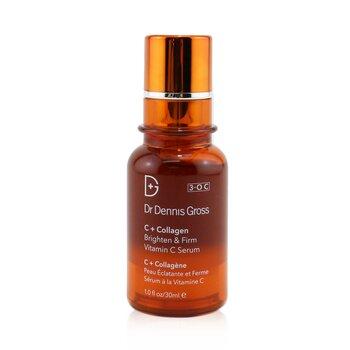 C + Collagen Brighten & Firm Vitamin C Serum - Salon Product (30ml/1oz)