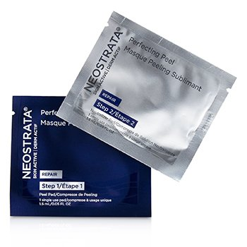 Skin Active Derm Actif Repair - Perfecting Peel 20 AHA (3 Months Supply) (Box Slightly Damaged) (26pads)