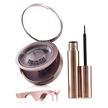 Magnetic Eyeliner & Eyelash Kit - # Freedom (3pcs)