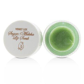 Sugared Matcha Lip Scrub (7g/0.25oz)