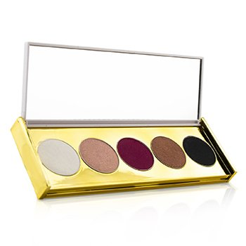 Custom Eyes Shadow Palette - # Smoke & Rose (5x Eyeshadow) (10g/0.35oz)