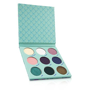 Eyeshadow Palette (9x Eyeshadow) - # Mermaid Kitten (9x1.7g/0.058oz)