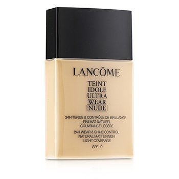 Teint Idole Ultra Wear Nude Foundation SPF19 - # 01 Beige Albatre (40ml/1.3oz)