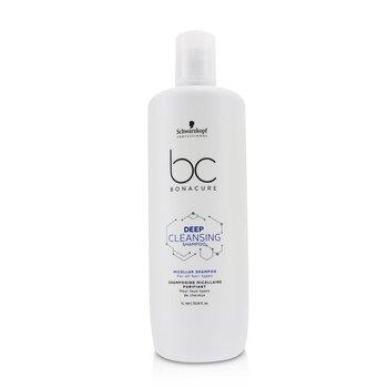 BC Bonacure Deep Cleansing Shampoo Micellar Shampoo (For All Hair Types) (1000ml/33.8oz)