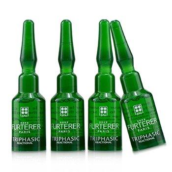 Triphasic Reactional Anti-Hair Loss Ritual Sudden Hair Loss Treatment (12x5ml/0.16oz)