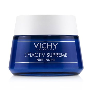 LiftActiv Supreme Night Anti-Wrinkle & Firming Correcting Care Cream (For All Skin Types) (50ml/1.67oz)