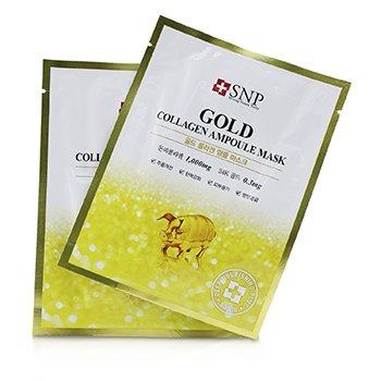 Gold Collagen Ampoule Mask (11x25ml/0.84oz)
