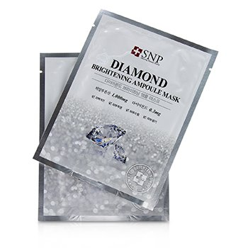 Diamond Brightening Ampoule Mask (11x25ml/0.84oz)
