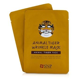 Animal Tiger Wrinkle Mask (10x25ml/0.84oz)