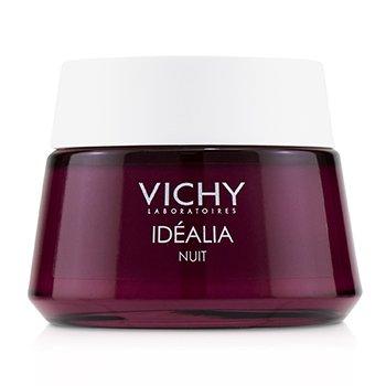 Idealia Night Recovery Gel-Balm (For All Skin Types) (50ml/1.69oz)