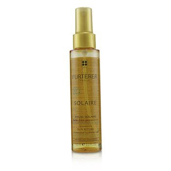 Solaire Sun Ritual Protective Summer Oil - Shiny Effect (Hair Exposed To The Sun) (100ml/3.3oz)