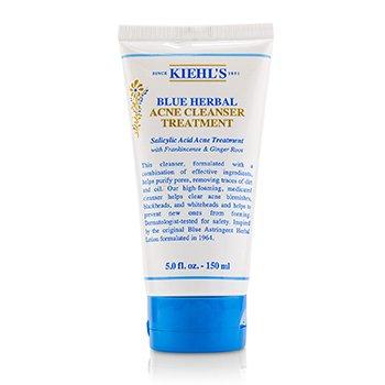 Blue Herbal Acne Cleanser Treatment (Exp. Date 04/2020) (150ml/5oz)