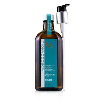 Moroccanoil Treatment - Light (For Fine or Light-Colored Hair) (200ml/6.8oz)