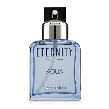 Eternity Aqua Eau De Toilette Spray (Without Cellophane) (50ml/1.7oz)