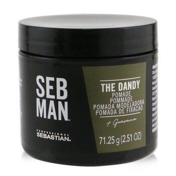 Seb Man The Dandy (Pomade) (71.25g/2.51oz)