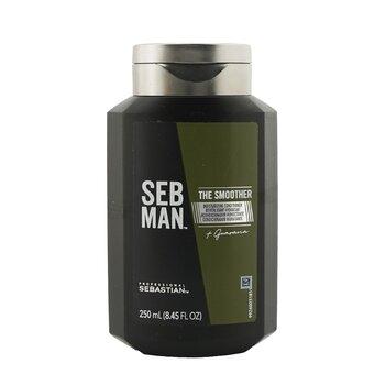 Seb Man The Smoother (Moisturizing Conditioner) (250ml/8.45oz)