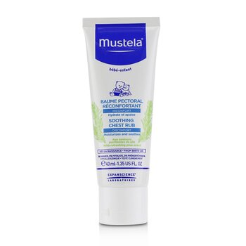 Soothing Chest Rub - Moisturizes & Soothes (40ml/1.35oz)